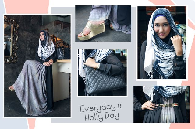 Everyday is Holly Day | Dian Pelangi