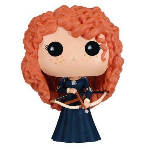 La princesse Merida est le personnage principal du film d'animation de Disney/Pixar Rebelle (Brave en VO) sorti en juin 2012. Merida est la fille du roi d'Ecosse mais c'est surtout une jeune fille...