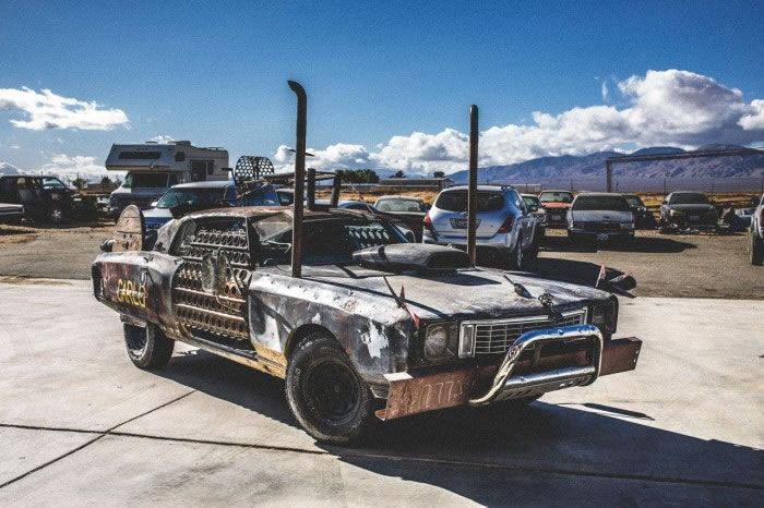 Fury Road Cars For Sale
