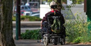 Canadian researchers have developed a self-driving wheelchair