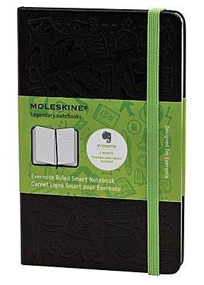Averie Cooks » Moleskine Evernote Smart Notebook Giveaway