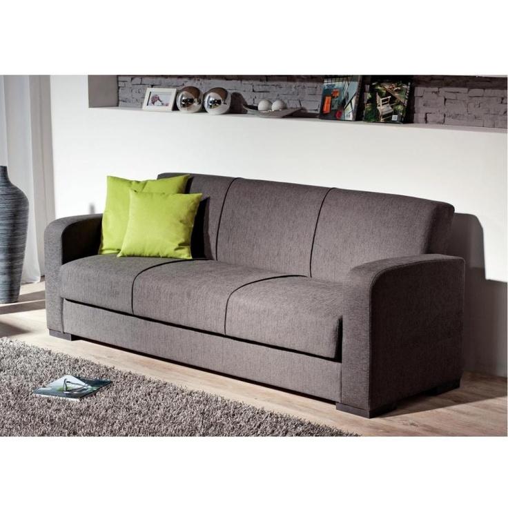 montreal 3er sofa grau - kika - die nr.1 bei wohnideen! | design, Wohnideen design
