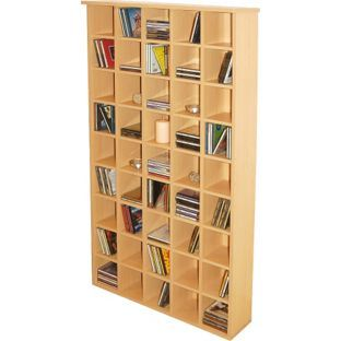 Marvelous Buy Pigeon Hole CD Storage Unit   Beech At Argos.co.uk, Visit