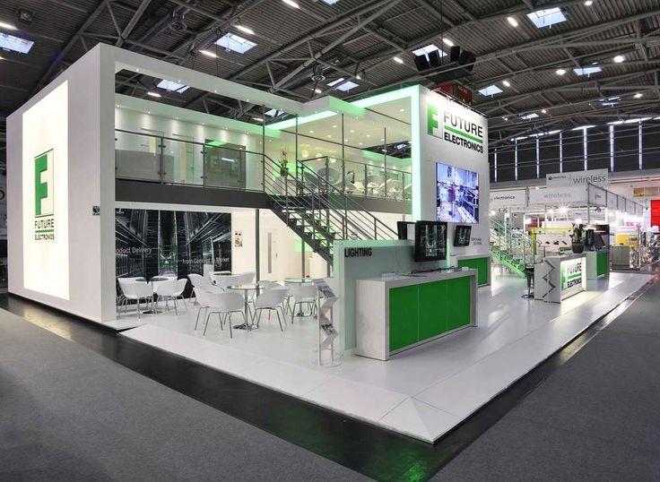 Exhibition Stand Design Presentation : Best exhibition stands double decker images on