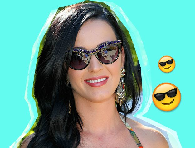 Katy Perry can I be you? Or your sunglasses? These are amazing.