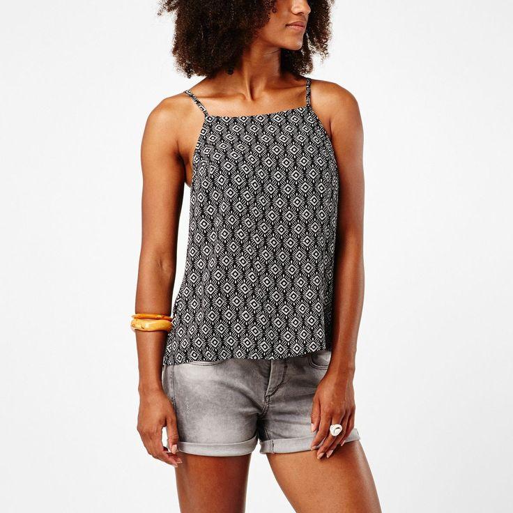 Camiseta tirantes O'neill Pure Tank Top Mujer #camiseta #oneill #verano #moda