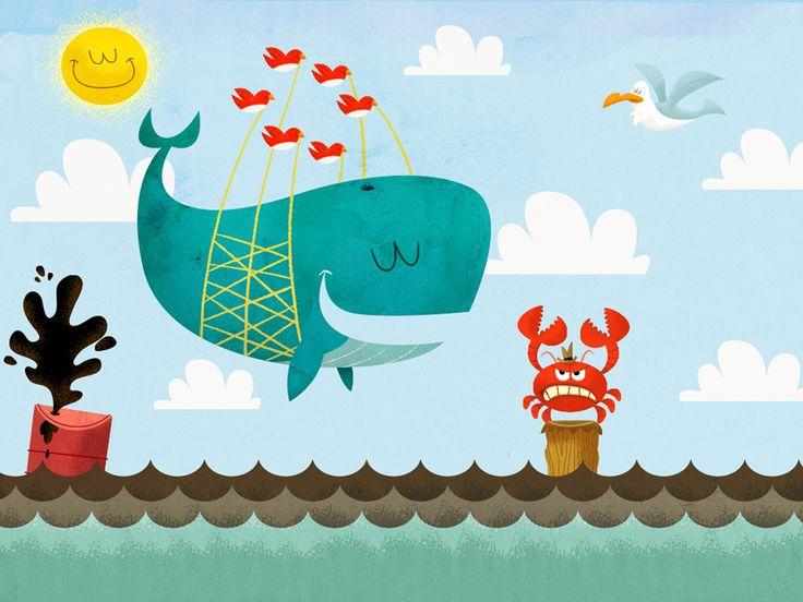 The Art of Matt Kaufenberg: The Adventures of Fail Whale