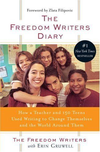 Dec 2014 - The Freedom Writers' Diary by Erin Gruwell & the Freedom Writers and watched the movie