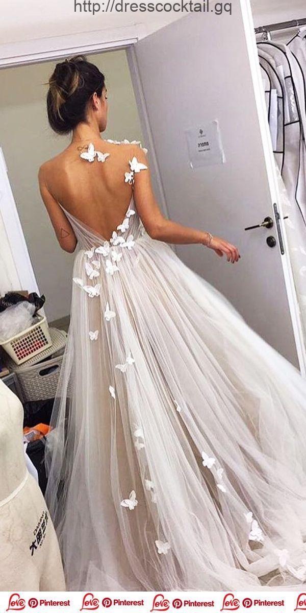 Tendance robes de soirée : dress cocktail, 2019, 27 tendance étonnante: robes de mariée effet tatouage, robe de mariée effet tatouage …, #dress #effet #etonnante #mariee #robes #tatouage #tendance