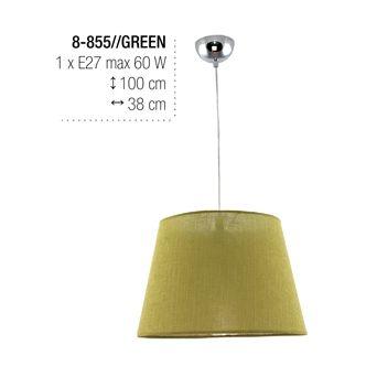 Подвесной светильник Edylit 8-855/Green Aron