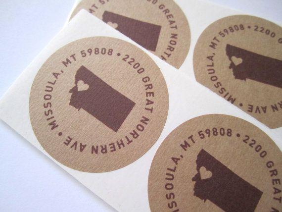The 25+ best Return address stickers ideas on Pinterest Print - printable return address labels free