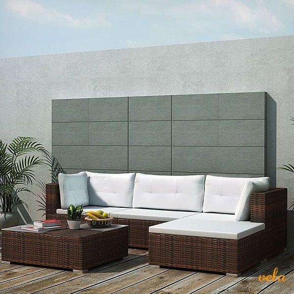 Sofas Terraza Baratos Para Jardin Exterior Arcon Rinconera Muebles De Jardin Conjunto De Sofas Y Sofa Jardin