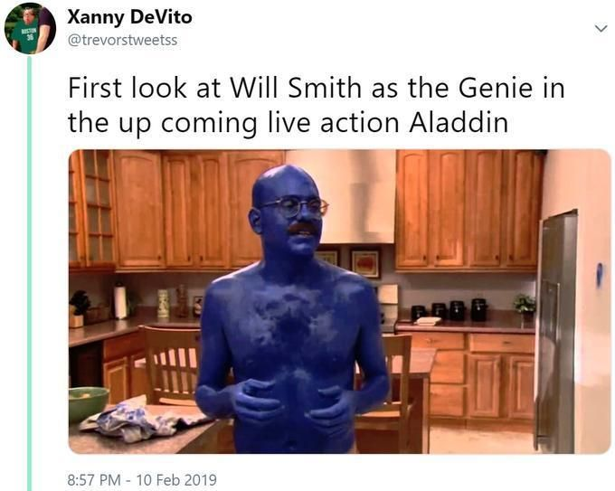 Will Smith Genie Memes That You Can T Unsee Will Smith Aladdin Meme Genies