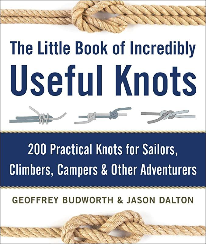 Free Download The Little Book Of Incredibly Useful Knots 200 Practical Knots For Sailors Climbers