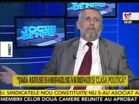 Marian Munteanu - solutii pentru redresarea Romaniei
