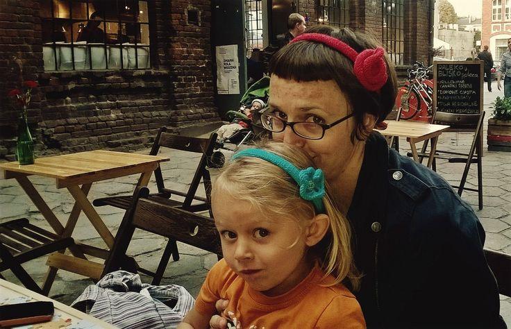 Handmade headbands - for little and big princesses :)