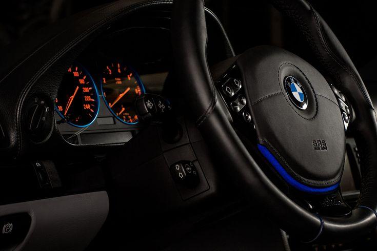 Vilner BMW 750i E38 Modifizierte