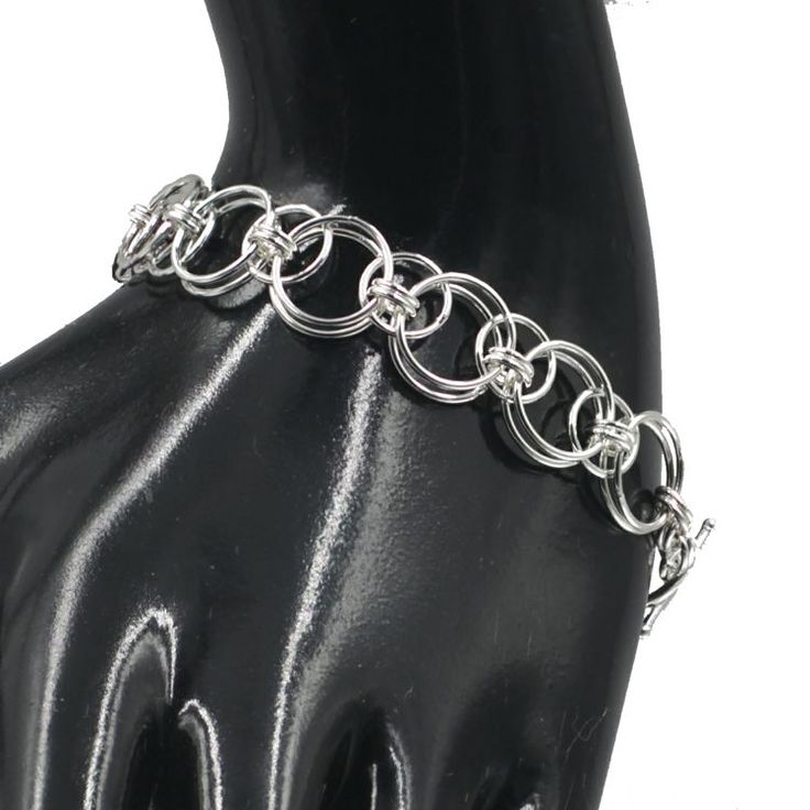 Buy our Australian made Sterling Silver Bracelet - Juliet online. Explore our range of custom made chain jewellery, rings, pendants, earrings and charms.