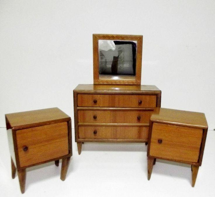 Oltre 25 fantastiche idee su mobili anni 39 50 su pinterest - Mobili vintage anni 60 ...
