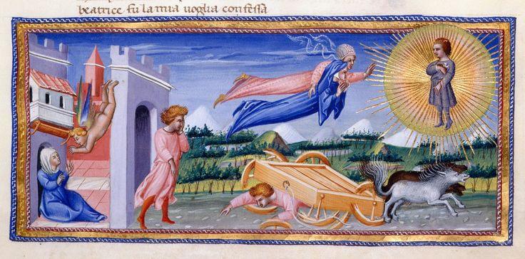 Legend of Hippolytus - Dante Alighieri Title Divina Commedia Origin Italy, N. (Tuscany, Siena?) Date between 1444 and c. 1450 Language Italian http://www.bl.uk/catalogues/illuminatedmanuscripts/record.asp?MSID=6468&CollID=58&NStart=36
