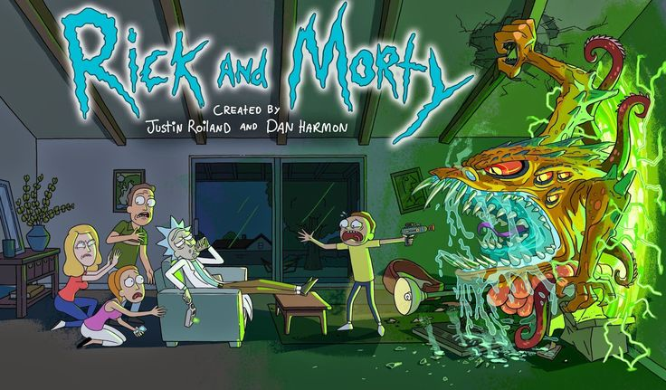 Inishmores Blick auf die Welt: Stream-Tipp: Rick and Morty on Adultswim