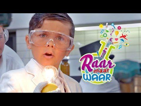 Kinderen voor Kinderen - Raar maar waar (Officiële videoclip) - YouTube