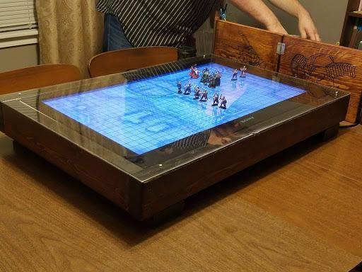 D&d Portable TV Box