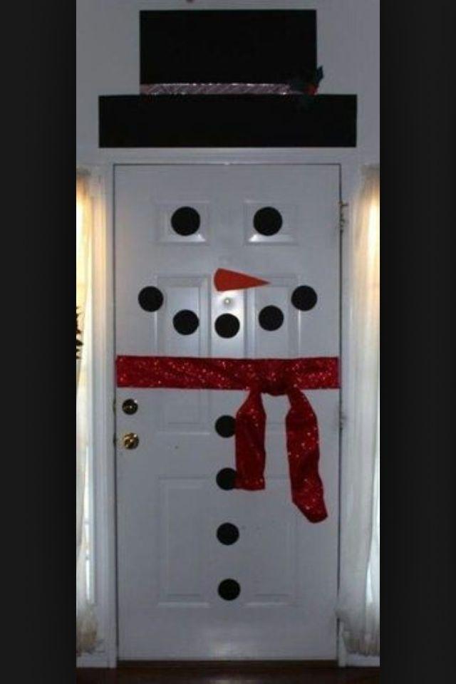 Decoracion De Navidad Para Puertas ~   Navide?a on Pinterest  Natal, Navidad and Christmas decorations