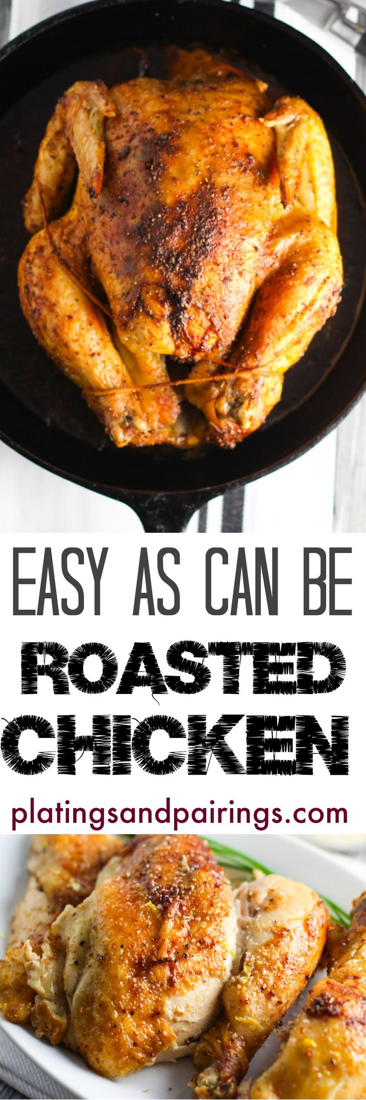 I'll keep this recipe FOREVER! Perfect Chicken - Crispy Skin, Moist, and Perfect Gravy!