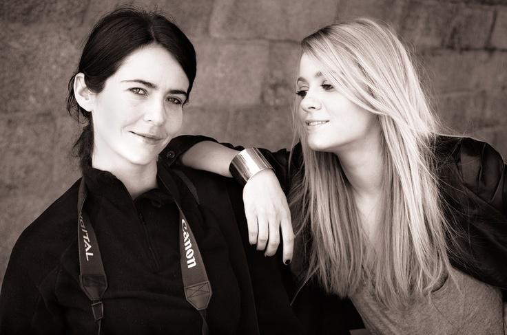 Gosia and Kasia: Photo