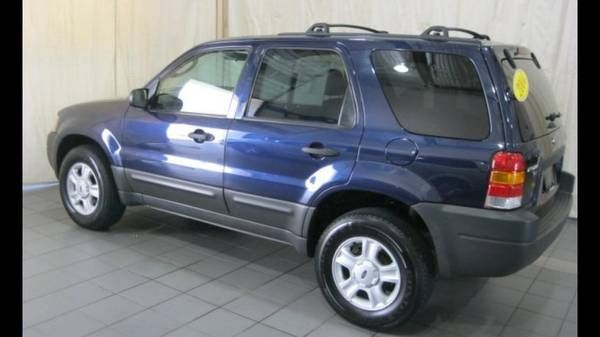 2004 Ford Escape Ford XLT