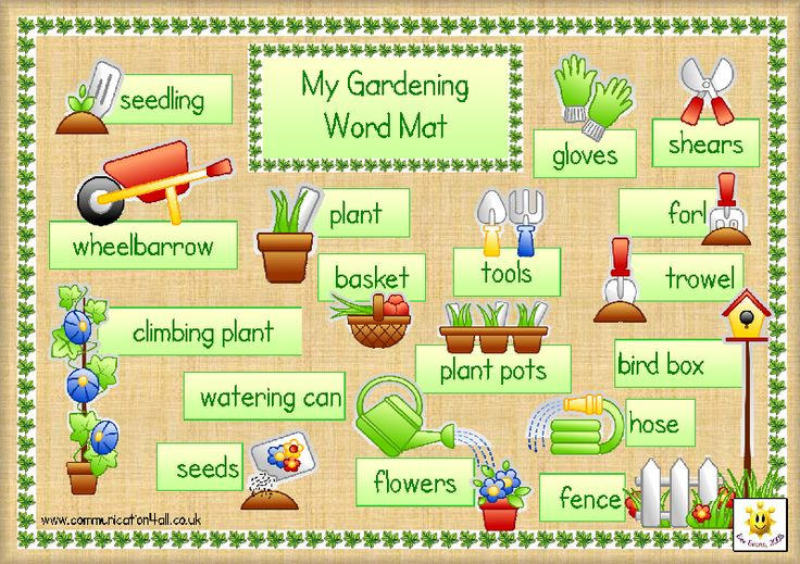 17 Best Images About Eyfs Gardening On Pinterest Happy