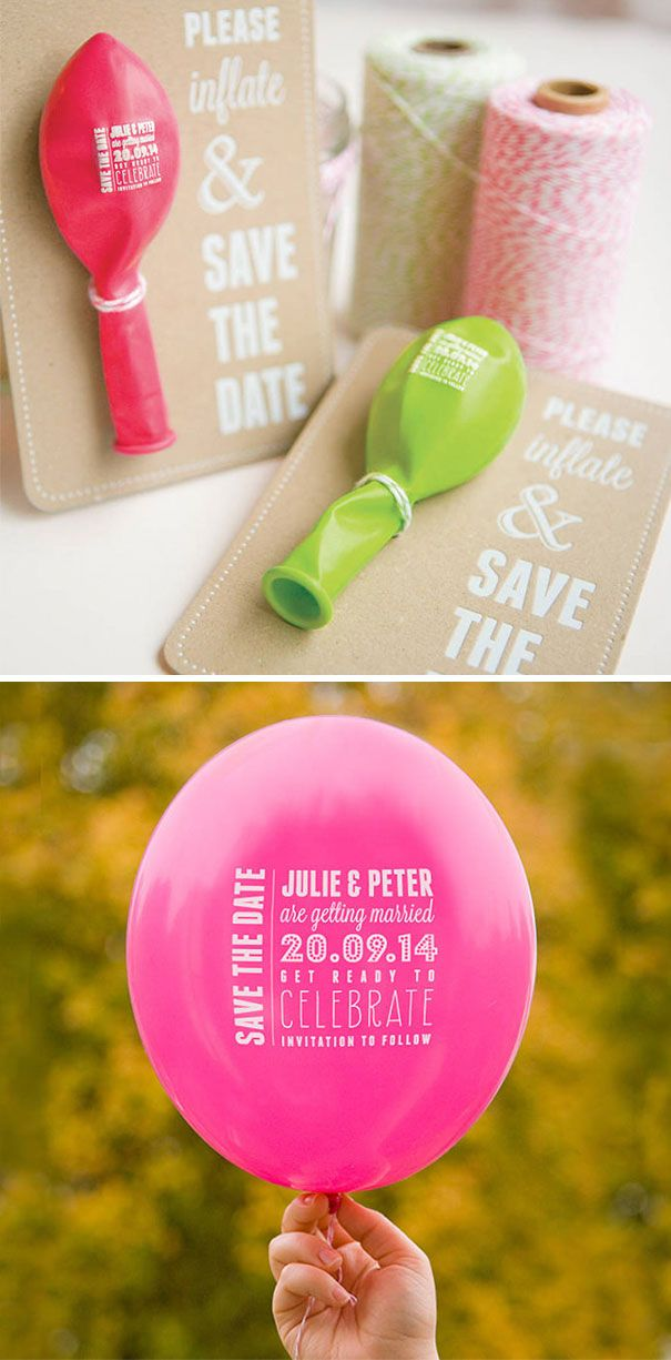 awesome 10+ Creative Wedding Invitations That No One Would Dare To Resist