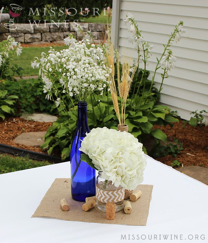 Best mason jar hydrangea ideas on pinterest