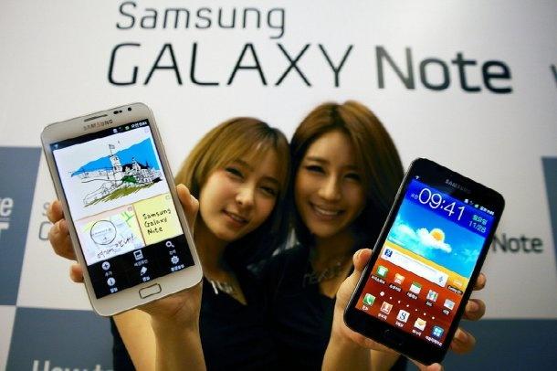 Samsung Galaxy Note 2: ecco le prime indiscrezioni