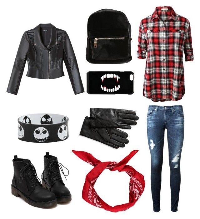 best biker chick costume