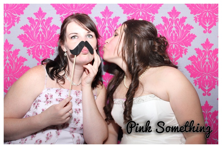 Pink Something #photobooths #dim