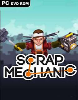 Scrap Mechanic v0.1.19c Download Pc Game