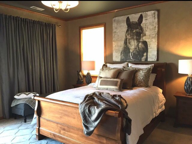 Top 264 ideas about my work on pinterest upholstery for Bedroom ideas for horse lovers