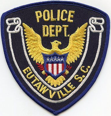 EUTAWVILLE-SOUTH-CAROLINA-POLICE-PATCH