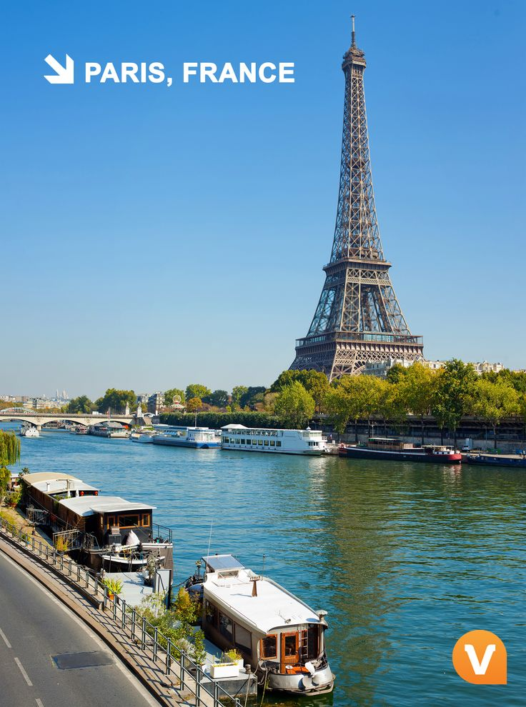 Whether you're traveling solo, with friends or with family, #Paris is a dream vacation destination!