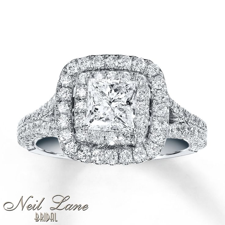 Looks JUST like the Neil Lane ring bachelor Sean proposed to Catherine with! Kay Jewelers - Neil Lane Bridal collection
