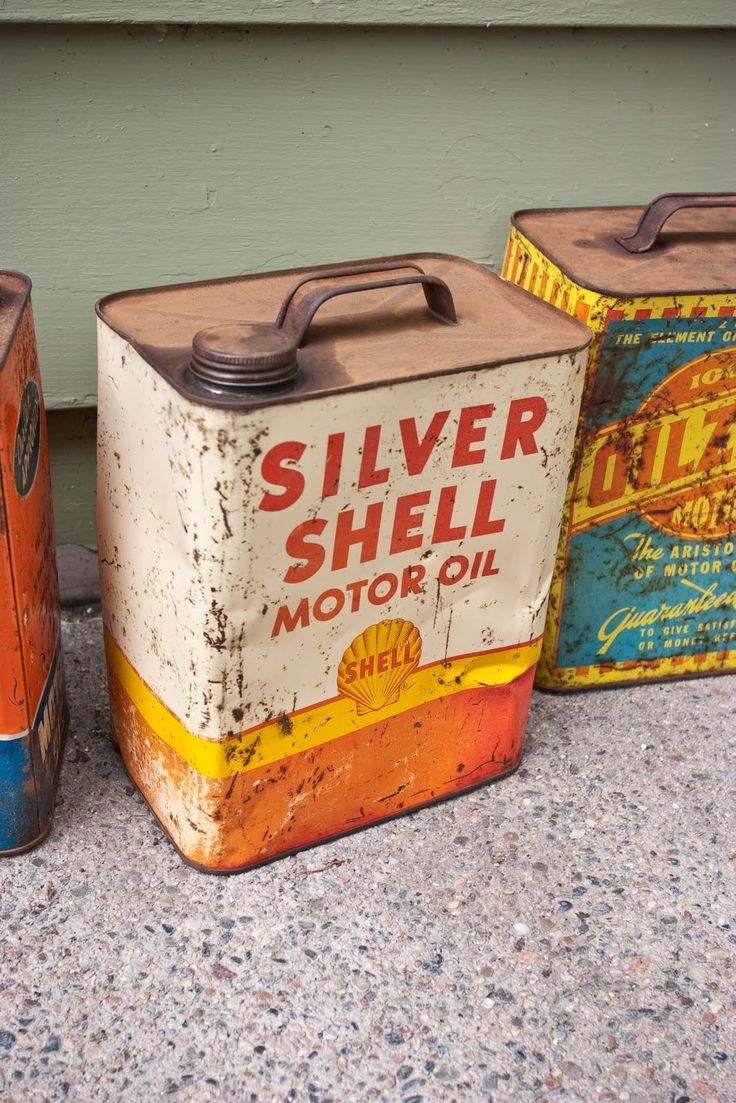 17 best images about vintage oil cans on pinterest for Who makes the best motor oil