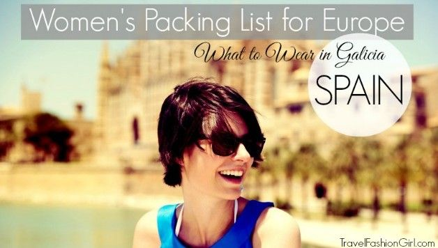 Read these local packing tips for traveling to Spain