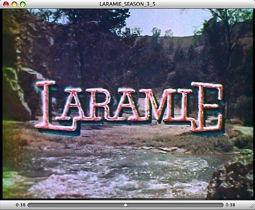 Laramie TV Series | Flickr - Photo Sharing!