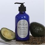 A fragrance free moisturizing lotion for sensitive skin. Made with certified organic ingredients.