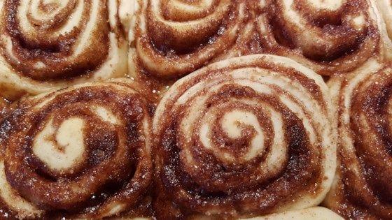 This recipe gets you quick cinnamon rolls from scratch with no yeast, no proofing, and no kneading necessary!