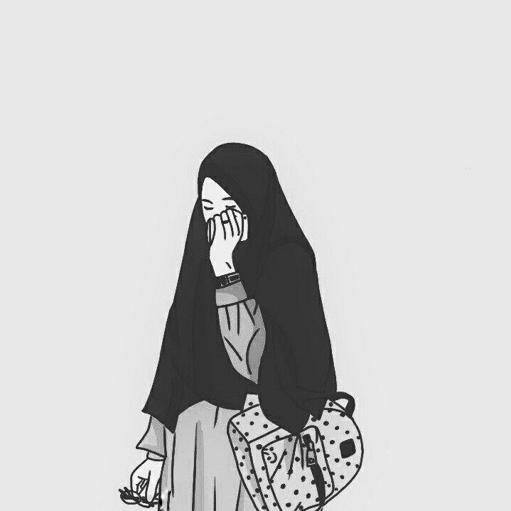Pin oleh Uswatun Han di Moslem (Dengan gambar)   Kartun ...