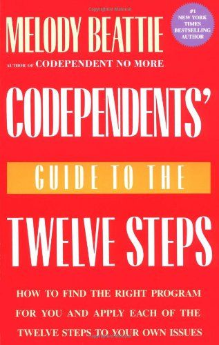 Bestseller books online Codependents' Guide to the Twelve Steps Melody Beattie  http://www.ebooknetworking.net/books_detail-0671762273.html