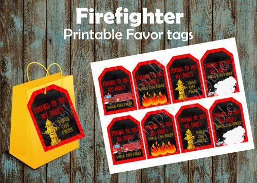 30 besten Fireman birthday party Ideas Bilder auf Pinterest ...